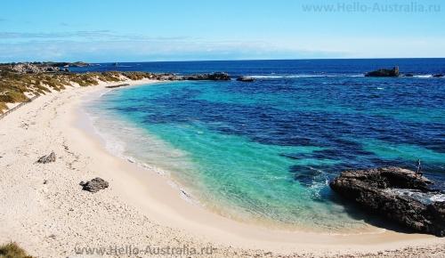 Знаменитые бесконечные пляжи Австралии