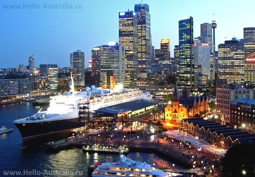 Порт Сиднея