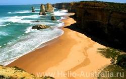 Отдых на пляжах Австралии